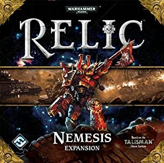 Warhammer Relic( Nemesis Board Game Expansion)[WARHAMMER RELIC][Other]