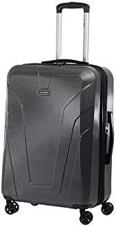 حقيبة سامسونايت فرونتير سبينر لكلا الجنسين - اسود - حقائب سفر من البولي كربونات - Q12009002