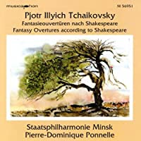 Tchaikovsky:Tempest/Romeo&J