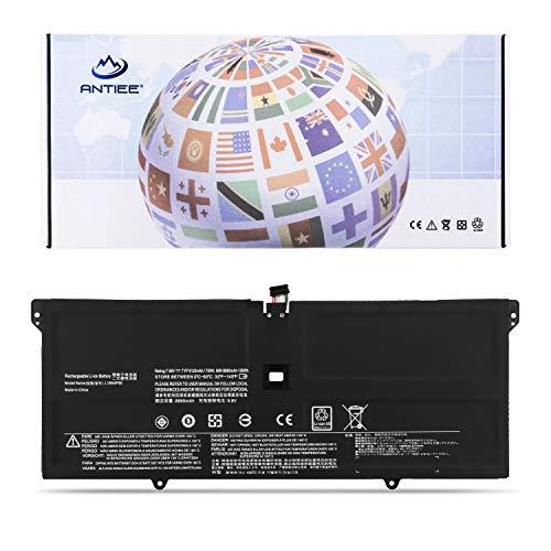 ANTIEE L16M4P60 Laptop Battery for Lenovo Yoga 920 920-13IKB 920-131KB Glass Ideapad Flex Pro-13IKB Yoga 6 Pro 13IKB Series L16C4P61 5B10N01565 5B10W67249 5B10N17665 SB10W67429 7.68V 70Wh 9120mAh