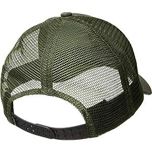 Mountain Hardwear Unisex Full Lock up Trucker Hat, Surplus Green, One Size