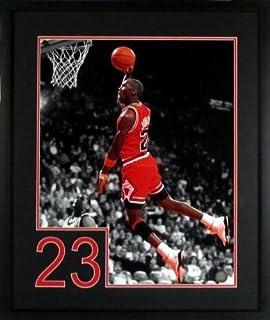 "6c4612e5d925 Michael Jordan ""Spotlight"" 16x20 Photograph (SGA Impact Series) Framed"