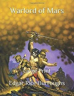 Warlord of Mars: Large Print