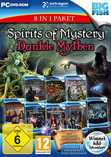 Spirits of Mystery: Dunkle Mythen 8 in 1 Paket - PC [