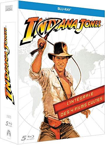 Indiana Jones-L'intégrale [Blu-Ray]