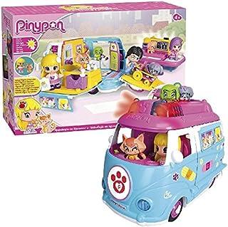 comprar comparacion Pinypon Ambulancia de Mascotas, muñeca y Accesorios (Famosa 700012751)