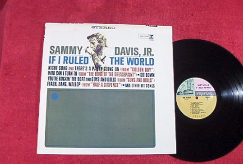 If I Ruled the World and Other Broadway Greats: Vinyl LP: (1965)