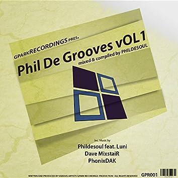 Phil De Grooves Vol. 1 (Original)
