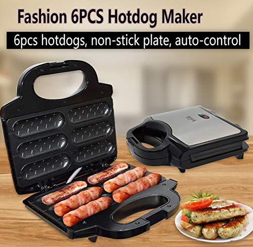 Learn More About Home Breakfast Machine Barbecue Sausage Machine Hot Dog Machine Hamburger Sandwich ...