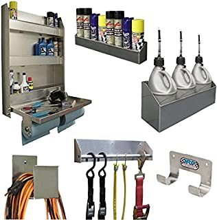 Deluxe Trailer/Garage Organizer Kit