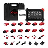 XTOOL EZ400 Pro OBD2 All System All Service Diagnosis Function, Upgrade Version 32G Memory Auto Scan Tool Read Live Data Active Test with Immobilizer/DPF/EPB/Oil Reset