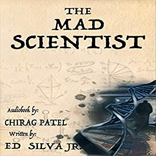 The Mad Scientist audiobook cover art