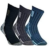 ch-home-design Arbeitssocken herren work socks sehwere Qualität Arbeitsstrumpt ''6 Paar'' RS-38006 (39-42)