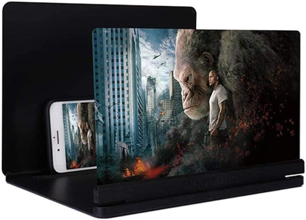 14 Indefinitely Inches 3D Phone Screen Tampa Mall Smart Speake Magnifier HD