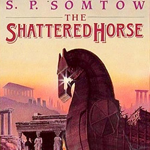 The Shattered Horse audiobook cover art