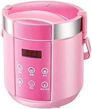 Rice Cooker (1.5L / 250W) Qualité haut de gamme intérieure Pot Panier vapeur Mesureur cuillère multifonction Mini riz jusq...