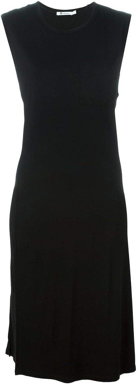 Alexander Wang Women's 400414C001 Black Viscose Dress