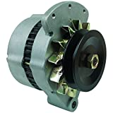 New Alternator Replacement For Ford Backhoe 555 555A 555B 650 655A 750...