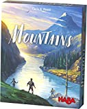 HABA 304367 - Mountains, Interaktionsspiel für die ganze Familie mit spannenden Touren durch die Berge, für 2-5 Spieler von 8-99 Jahren