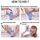 Zoom IMG-1 croing 500ml bottiglia irrigatore nasale