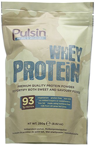 Pulsin 250 g Unflavoured Whey Protein Isolate