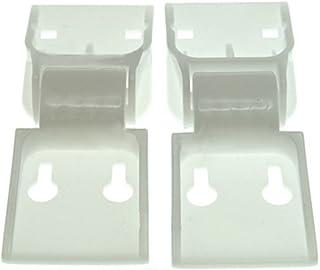 Eurocold Chest Freezer Door Lid Counterbalance Hinges by