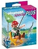 PLAYMOBIL Especiales Plus - Figura Pescador Playsets de Figuras de jugete 4779