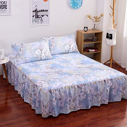 huyiming Gebruikt voor Bed dekbedovertrek bedrok Simmons bed cover enkele stuk matras bescherming stofdichte slip 1,8 m 1.5m