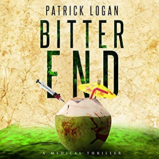 Bitter End audiobook cover art