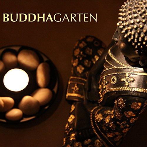 Buddha Garten - 50 Meditationsmusik und Entspannungsmusik, Zen Beruhigende Instrumentalsmusik und Naturgeräusche