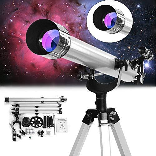 Telescopio Astronómico Adultos 675x Gran aumento astronómico de refr
