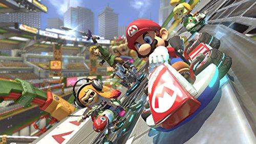 Ensemble Console Nintendo Switch avec jeu Mario Kart 8 Deluxe - 1