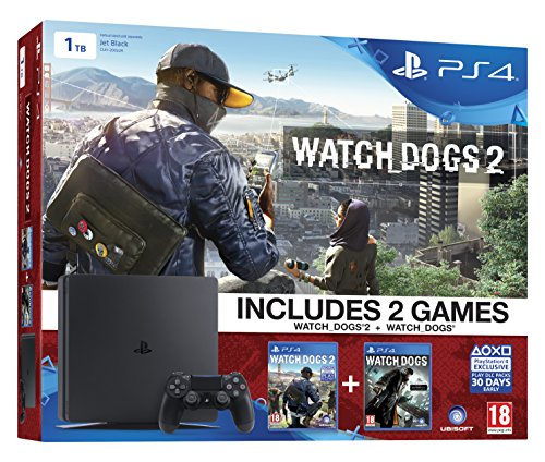 Photo of Sony PlayStation 4 1TB Watch Dogs 2 Bundle