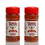 Tapatio Picante Salsa Seasoning Salt Spice Mix | 2 Pack | Mexican Hot Sauce Dry Rub Powder Blend |...