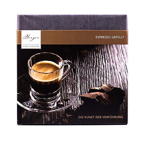 Berger Berger Espresso gefüllt 100g