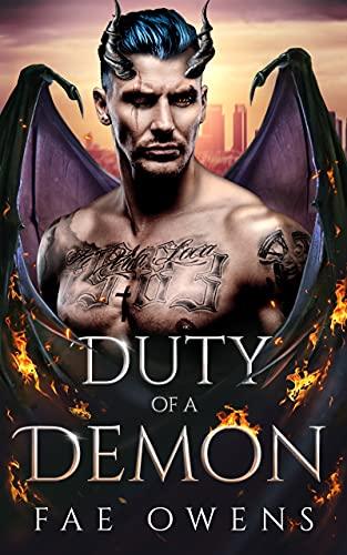Duty of a Demon (Sin City Supernaturals Book 2) (English Edition)