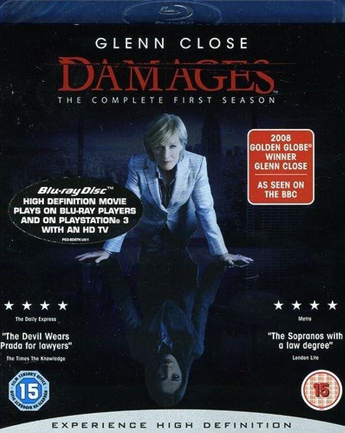四分円一方、ロードハウスDamages: Season 1 [Blu-ray] [Import]