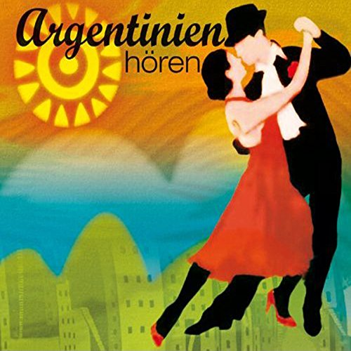 Argentinien hören audiobook cover art