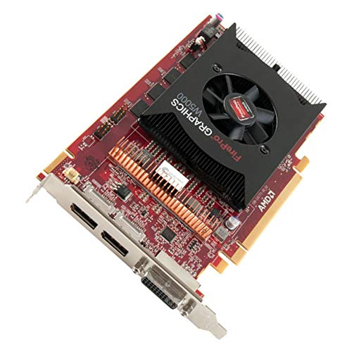 AMD FirePro W5000 2GB GDDR5 100-505635 - Tarjeta gráfica (reacondicionada)
