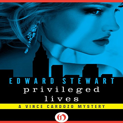 Privileged Lives audiobook cover art