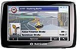 Navigon 2110 max Navigationssystem Europa (TMC, Fahrspurassistent Pro, Reality View)