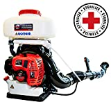 Tomahawk 3 HP Turbo Boosted Backpack Fogger Leaf Blower 2 Stroke for Mosquito Protection