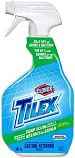 Tilex Bathroom Cleaner   Soap Scum Remover and Disinfectant - 32 Oz (Pack of 4)