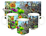 MasTazas Plantas Vs. Zombies Plants Vs. Zombies B Taza Mug