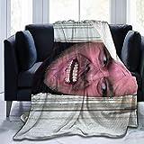 Yuanmeiju Shining Ultra Soft Fleece Manta de Tiro Cozy Warm Plush Manta de Tiro Sofa Bed Couch