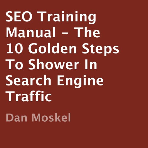 SEO Training Manual audiobook cover art