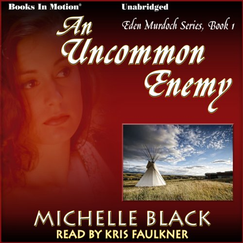 An Uncommon Enemy audiobook cover art