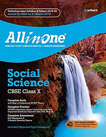 All In One Social Science CBSE class 10