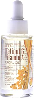 Morgan Miller Retinol & Vitamin A Facial Oil, 1.01 FL OZ