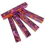 Jubilee Acrylic Acetate #50 (1 pc) Pen Blank 3/4' Sq x 5'